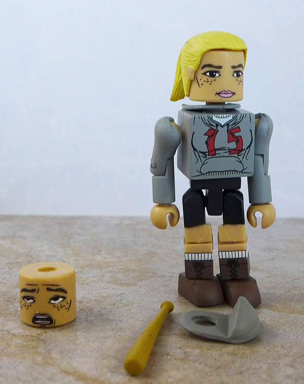 Amy Loose Minimate (Walking Dead Wave 2)