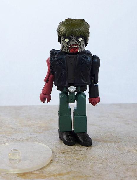 Biker Zombie Loose Minimate (Walking Dead TRU Wave 4)