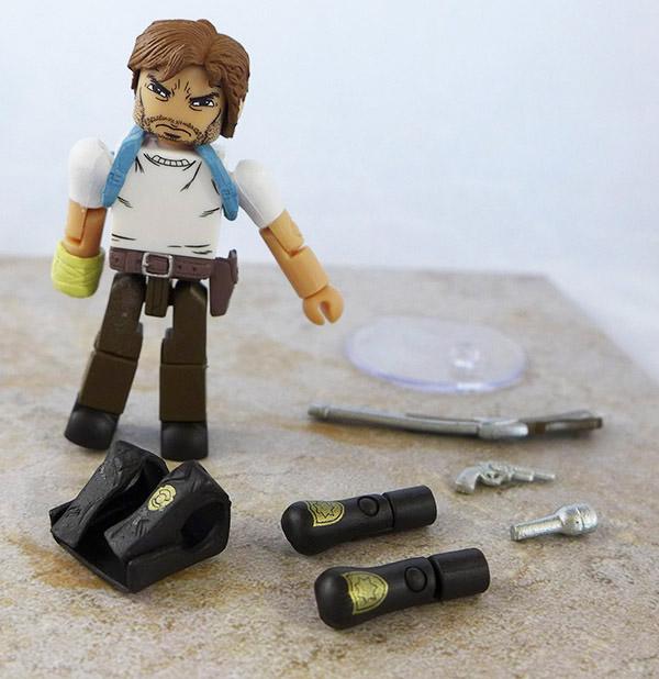 Traveler Rick Grimes Loose Minimate (Walking Dead TRU Wave 5)