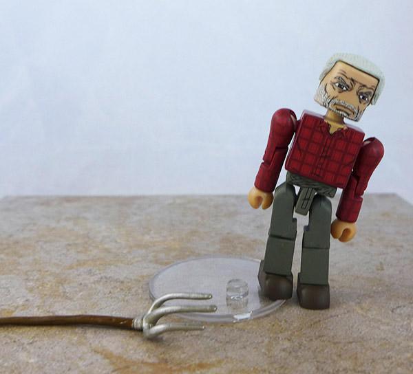 Hershel Loose Minimate (Walking Dead Hershel's Farm Box Set)