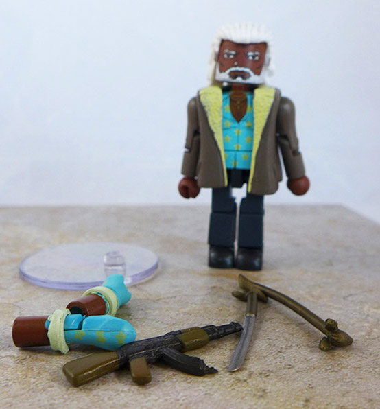 Ezekiel Loose Minimate (Walking Dead TRU Wave 7)