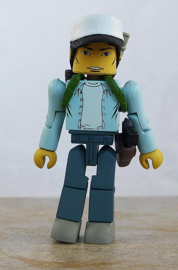 Glenn Loose Minimate (Walking Dead TRU Wave 1)