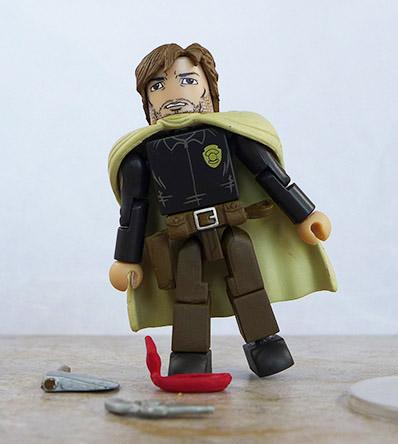 Lookout Duty Rick Loose Minimate (Walking Dead Hershel's Farm Box Set)