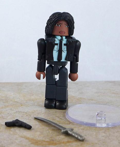 Deputy Michonne Loose Minimate (Walking Dead Wave 6)