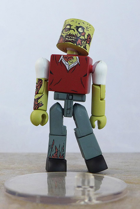 Lurker Zombie Loose Minimate (Walking Dead Box Set 1)
