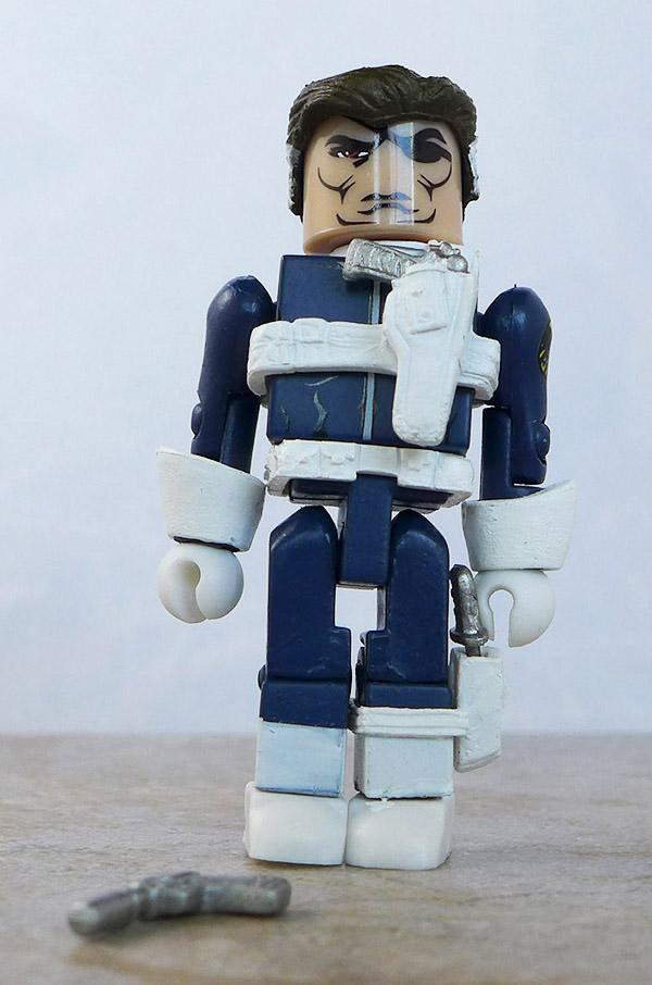 Nick Fury Custom Loose Minimate