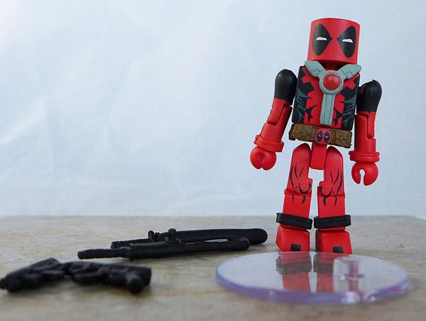 Deadpool Loose Minimate (Marvel 'Best of