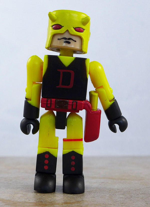 Daredevil Yellow Loose MInimate (Marvel Wave 1)