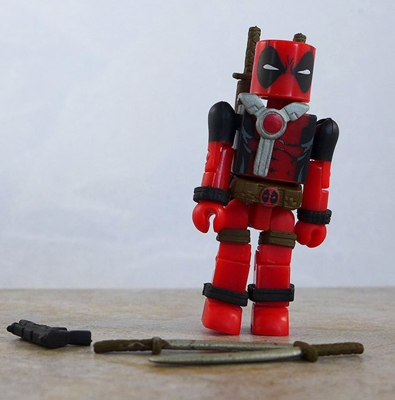 Deadpool Loose Minimate (Marvel Deadpool Corps Box Set)