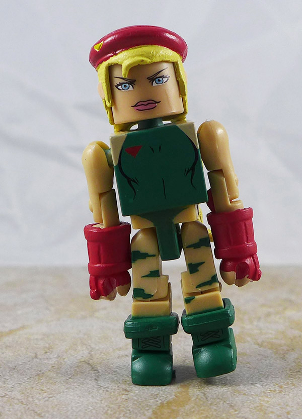 Cammy Loose Minimate (Street Fight X Tekken Series 1)