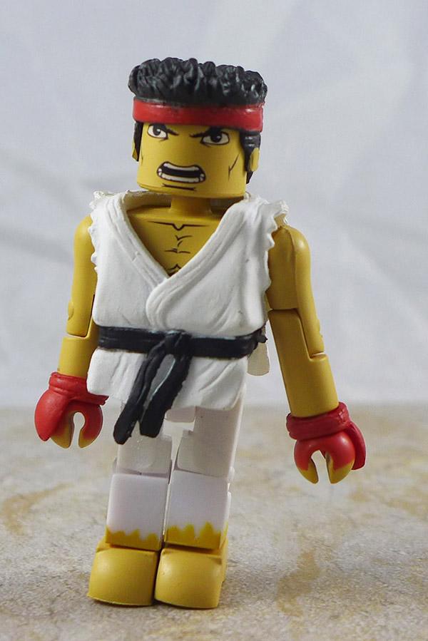 Ryu Loose Minimate (Street Fight X Tekken Series 2)