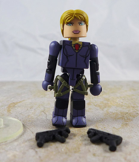 Jill Valentine Loose Minimate (Marvel vs. Capcom Wave 2)