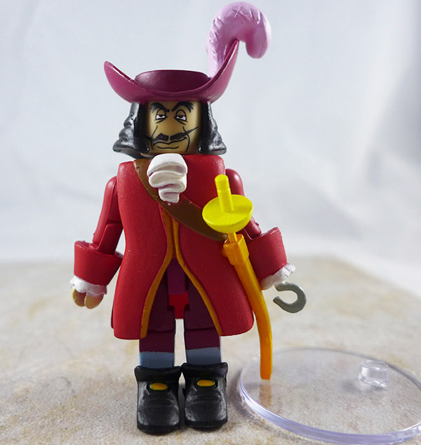 Captain Hook Loose Minimate (Peter Pan Box Set 2)