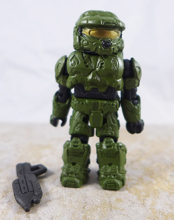 Master Chief Loose Minimate (Halo Series 4 Box Set)