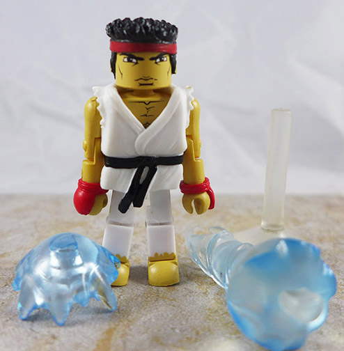 Ryu Loose Minimate (Marvel vs. Capcom Series 3)