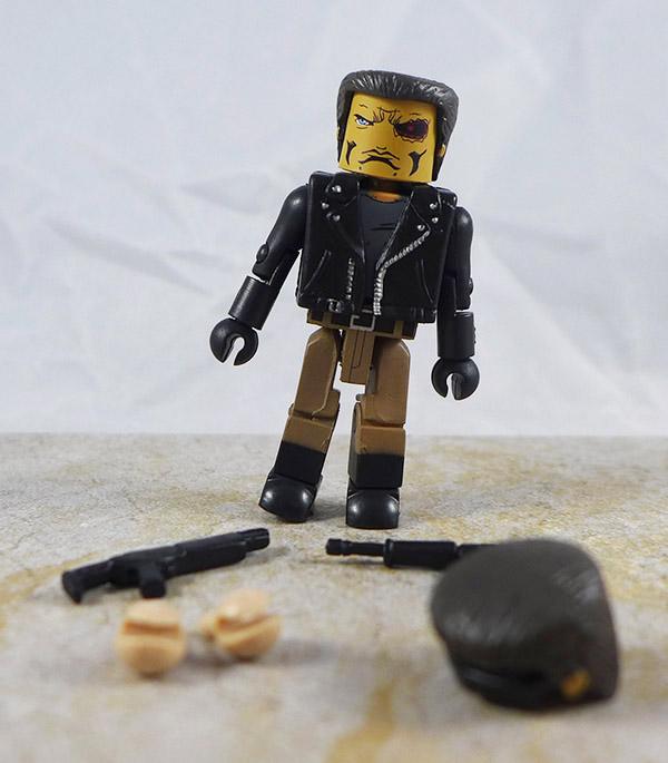 T-800 Loose Minimate (Terminator 2 Wave 1)