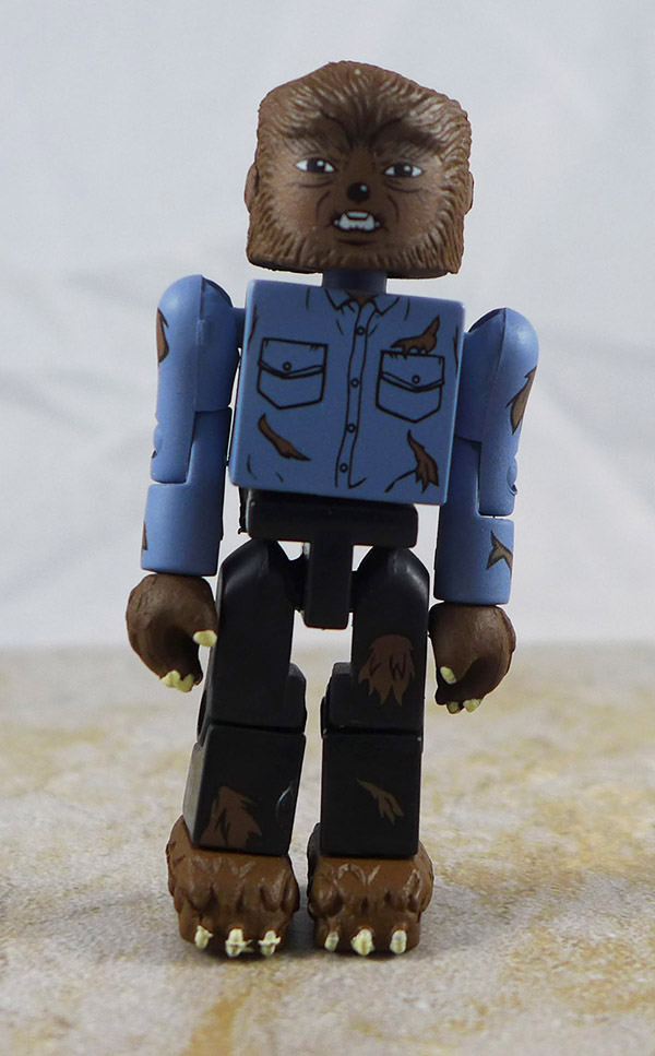 Wolf Man Loose Minimate (Wolf Man Box Set)