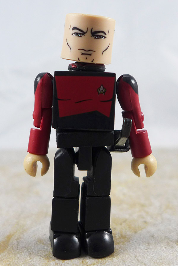 Captain Picard Loose Minimate (Star Trek Series 4)