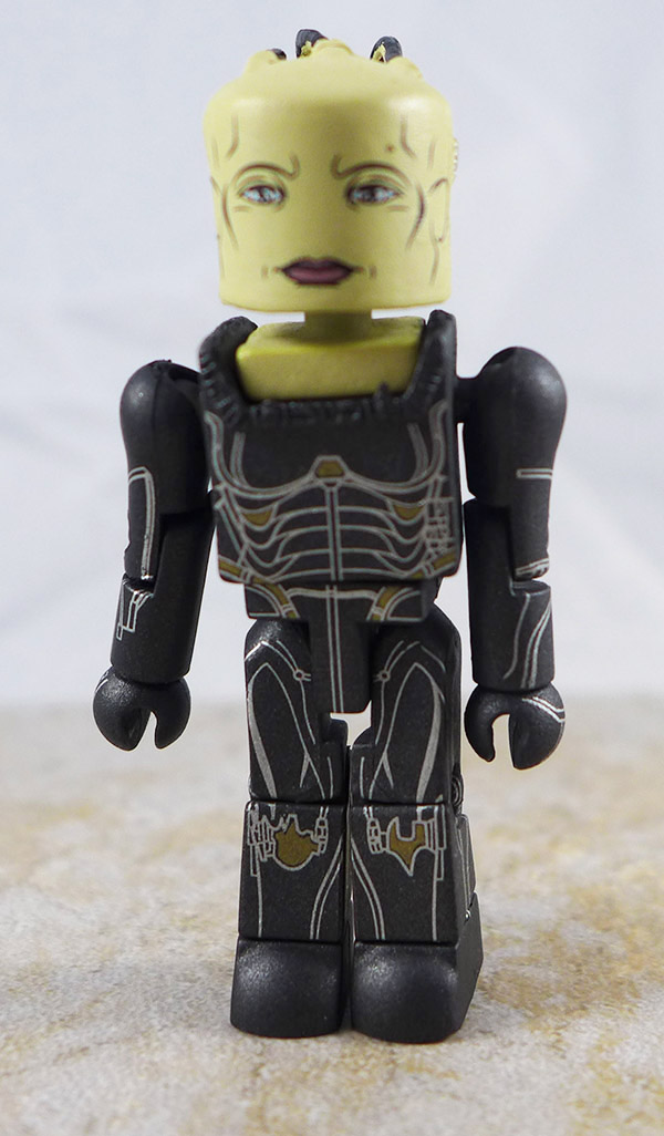 Borg Queen Loose Minimate (Star Trek Legacy Wave 1)