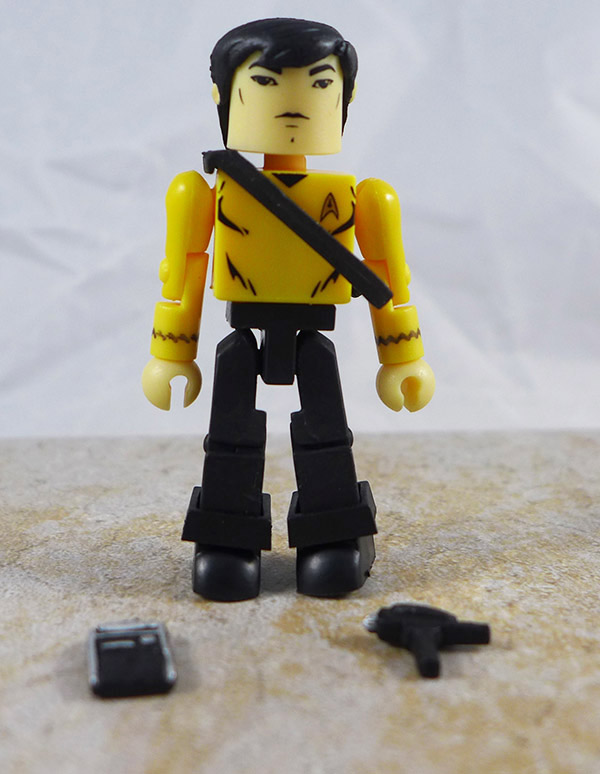 Sulu Loose Minimate (Star Trek Series 2)