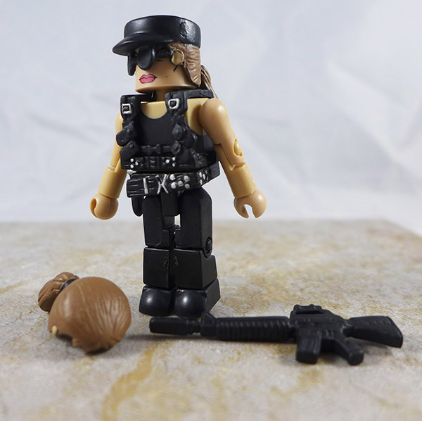 SWAT Sarah Connor Loose Minimate (Terminator 2 Cyberdyne Assault Box Set)