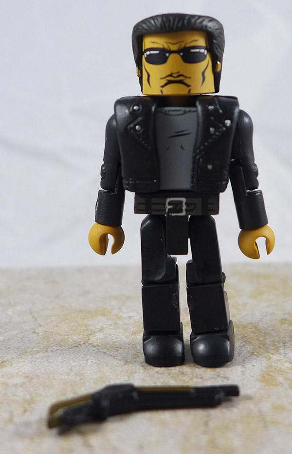 Biker T-800 Loose Minimate (Terminator 2 Wave 1)