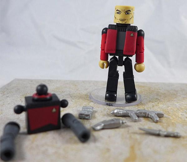 Captain Picard Loose MInimate (Star Trek Legacy TRU Wave 1)