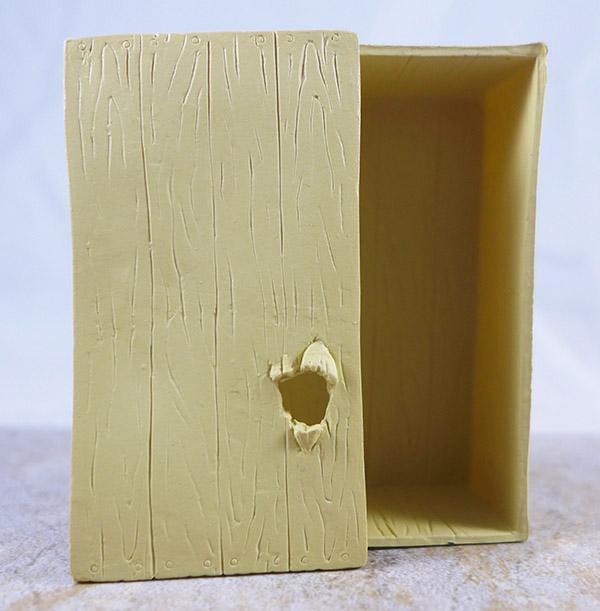 Pine Box Loose Minimate (Kill Bill Deadly Assassins Box Set)