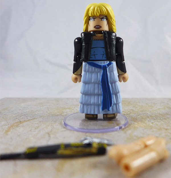 Beatrix Kiddo Loose Minimate (Pulp Fiction Masters of Death Box Set)
