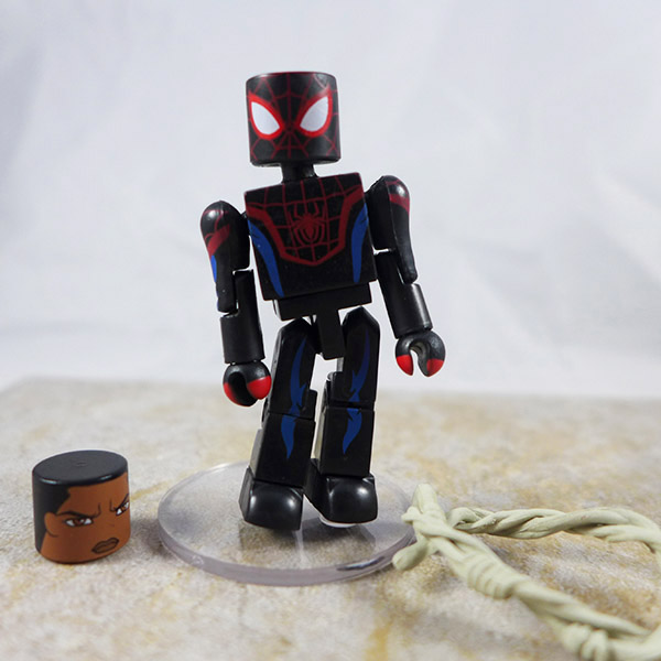 Miles Morales Spider-Man Loose Minimate (Marvel Walgreens Wave 1.5)
