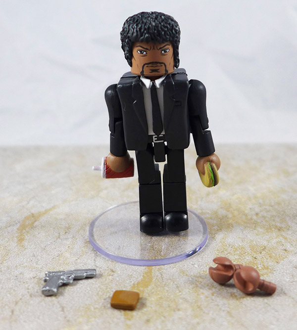 Jules Loose Minimate (Pulp Fiction Jules and Vincent Two Pack)
