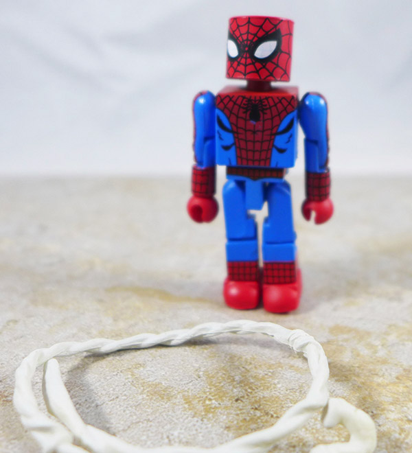 Spider-Man Loose Minimate (Marvel Classic Heroic Age Box Set)