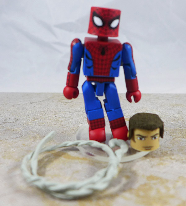 Spider-Man Loose Minimate (Marvel 'Best of' Wave 1)