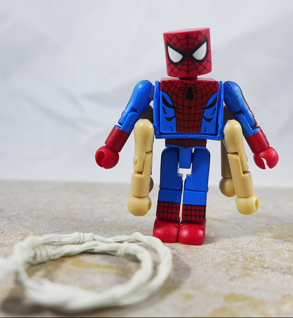 Six-Armed Spider-Man Loose Minimate (Marvel Wave 37)
