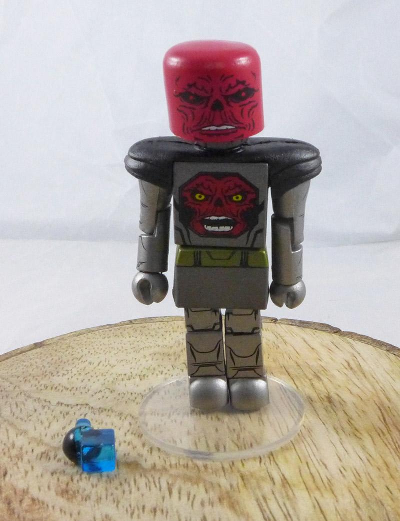 Robot Red Skull Loose Minimate (Marvel Wave 54)