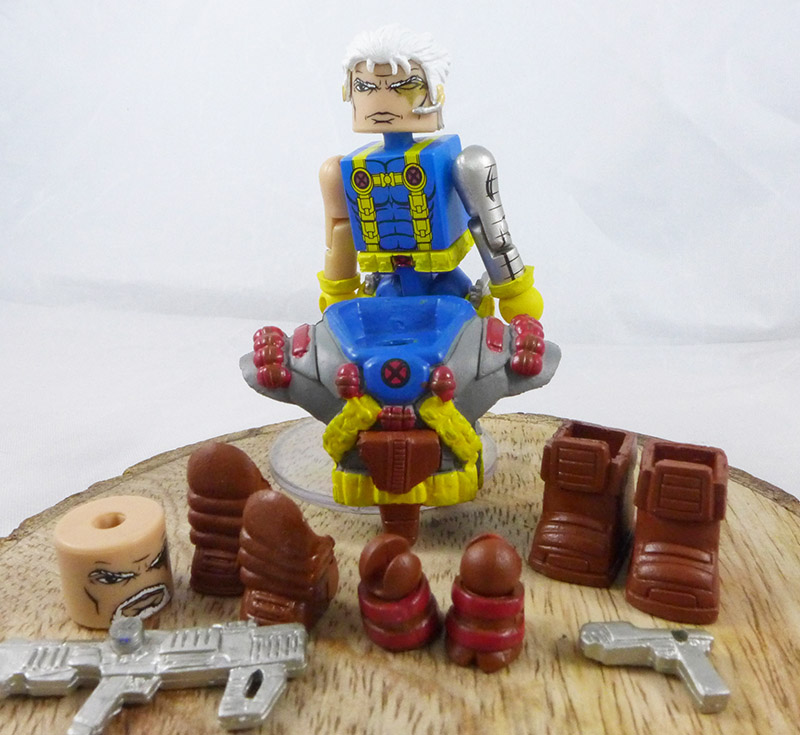 Heavy Armor Cable Loose Minimate (Marvel X-Force Box Set)