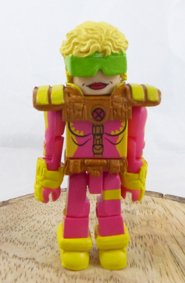 Boomer Partial Loose Minimate (Marvel TRU Wave 13)