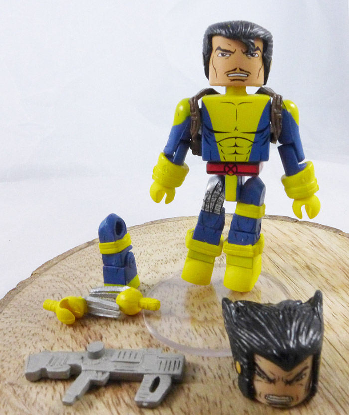 Forge (Strike Force Wolverine) Loose Minimate (Marvel Wave 60)