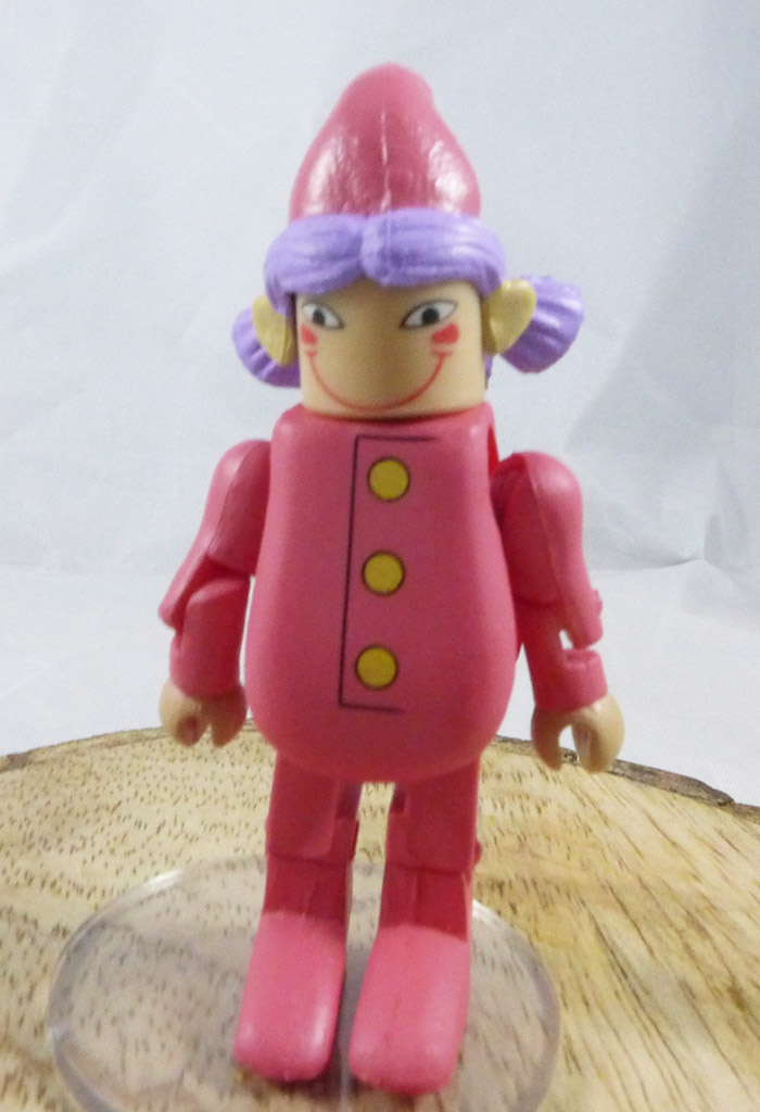 Pink Elf Loose Minimate (Nightmare Before Christmas TRU Series 1)