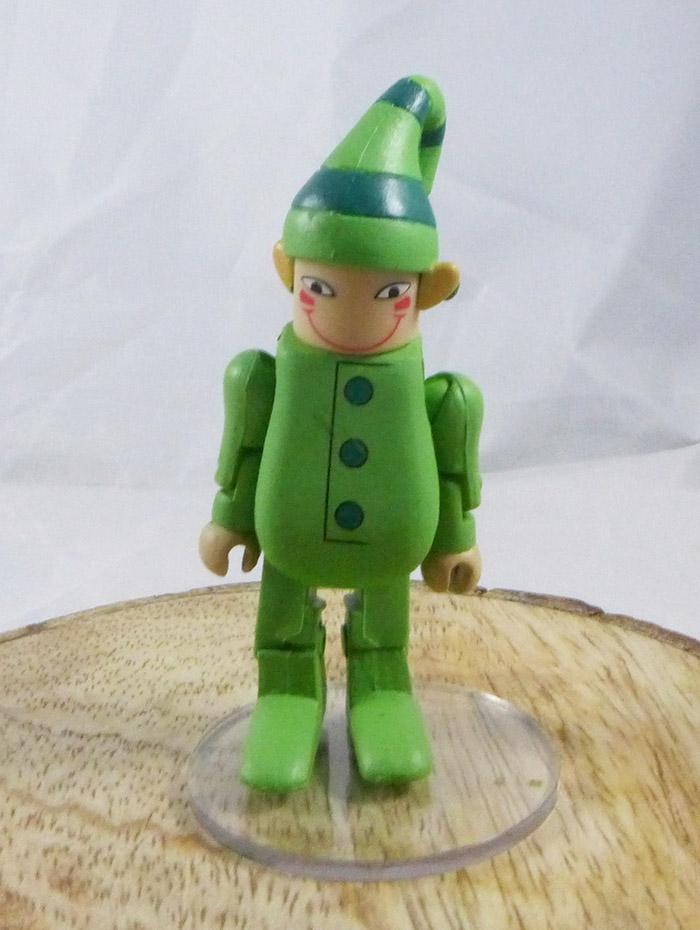 Green Elf Loose Minimate (Nightmare Before Christmas Christmas TRU Series 1)