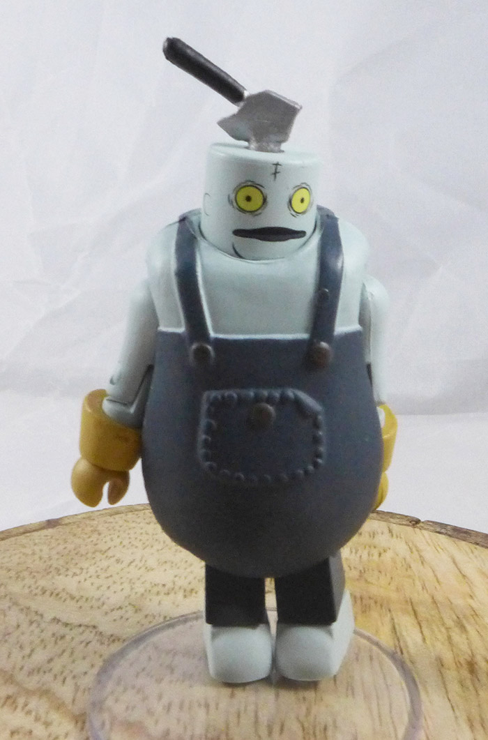 Behemoth Loose Minimate (Nightmare Before Christmas Hot Topic Blind Bag Series 2)