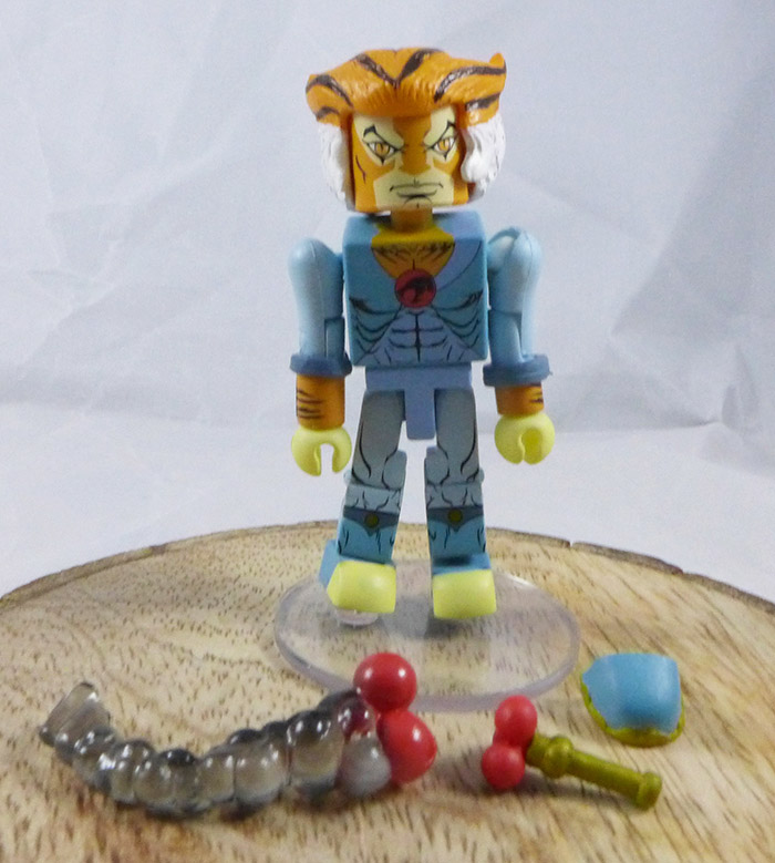 Tygra Partial Loose Minimate (Thundercats Box Set 3)