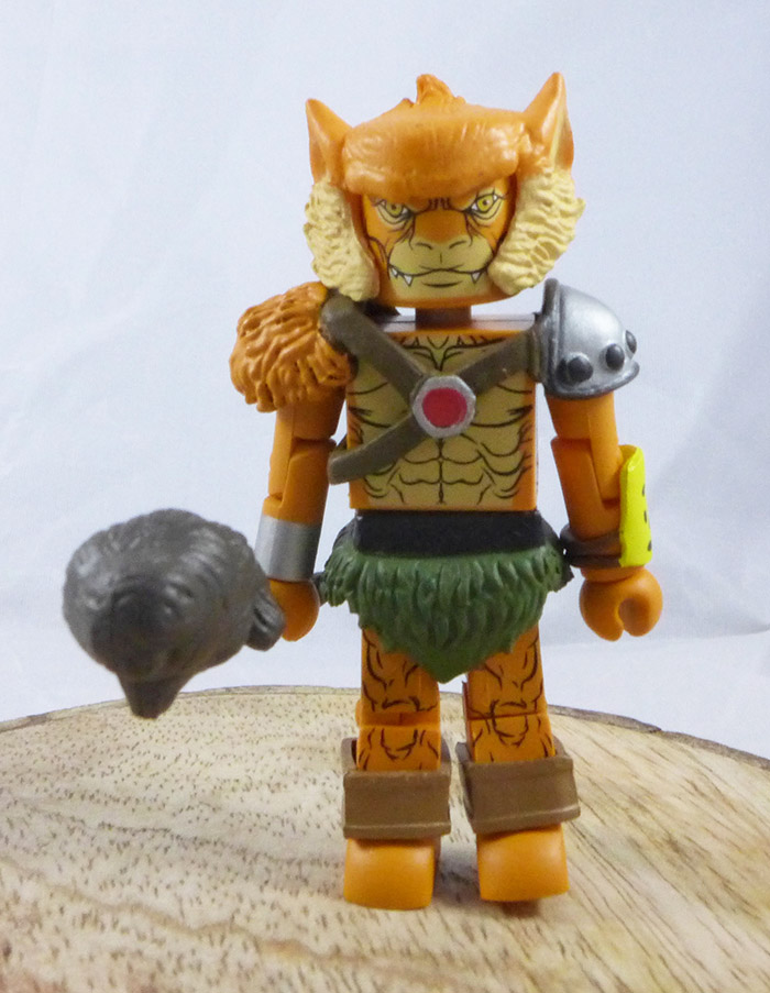 Jackalman Loose Minimate (Thundercats Box Set 2)