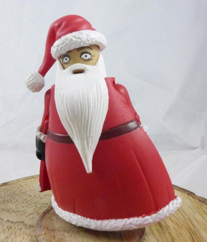 Santa Claus Loose Minimate (Nightmare Before Christmas Blind Bag Series 2)