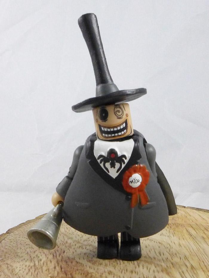The Mayor Loose Minimate (Nightmare Before Christmas Blind Bag Series 1)