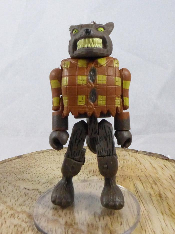 Wolfman Loose Minimate (Nightmare Before Christmas TRU Series 2)