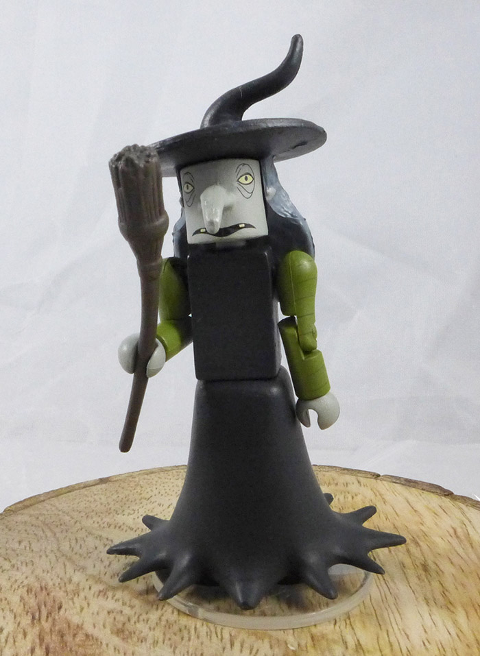 Big Witch Loose Minimate (Nightmare Before Christmas TRU Series 3)
