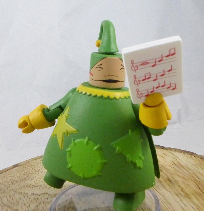 Green Elf Loose Minimate (Nightmare Before Christmas Hot Topic Blind Bag Series 2)