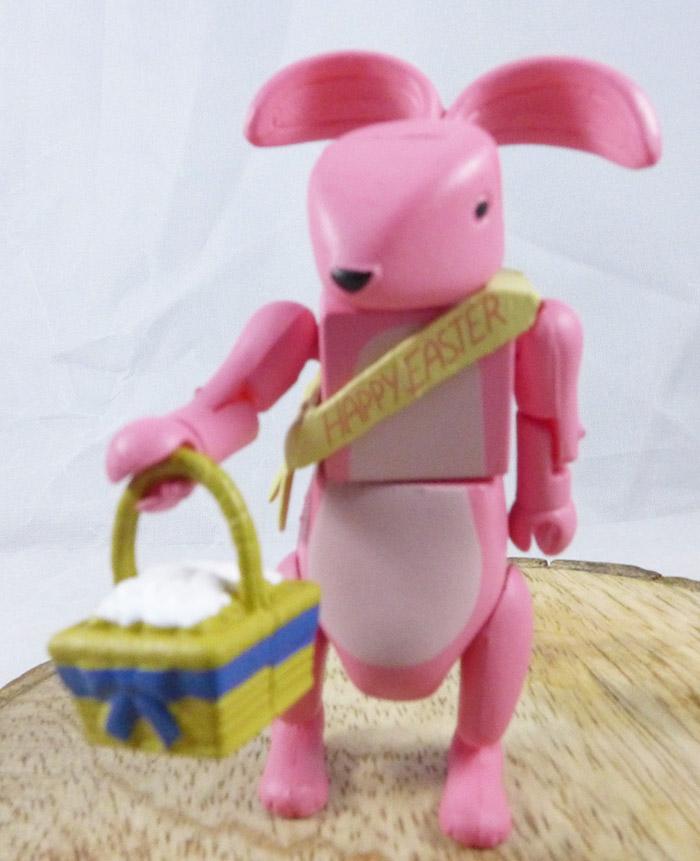 Easter Bunny Loose Minimate (Nightmare Before Christmas TRU Series 2)