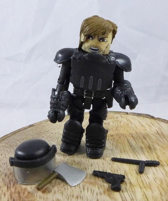 Riot Gear Rick Loose Minimate (Walking Dead Wave 3)